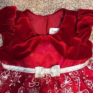 Jona Michelle Dresses - Jona Michelle girls party dress, size 12 mos